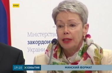 Хайди Тальявини рассказала,  о чем будут говорить на встрече в Минске