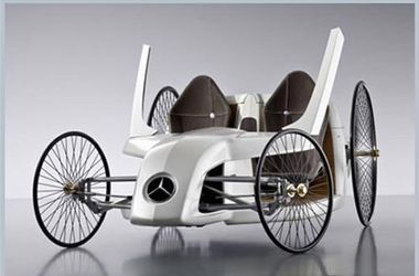 <p><span>Mercedes F-CELL Roadster. </span>Фото: vitamarg.com</p>