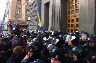 Харьковские активисты рассказали, почему штурмуют горсовет