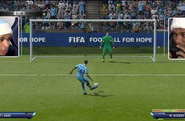 Фернандиньо в серии пенальти обыграл Фернандо в FIFA 15