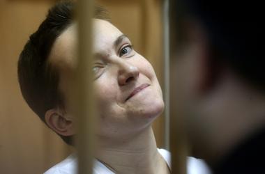 Адвокат не смог уговорить Савченко прекратить голодовку