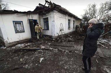Донецк сотрясают мощные артиллерийские залпы