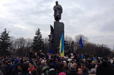 Более 80 харьковчан подозревают в преступлениях против Евромайдана