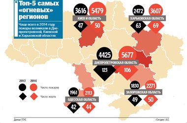 Украинские спасатели составили список