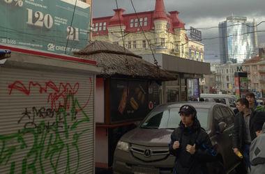 Киевсовет утвердил порядок размещения киосков и ларьков