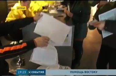 Гуманитарный штаб уже пятый месяц помогает мирным жителям Донбасса