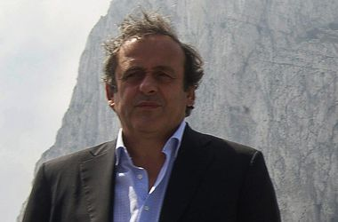Мишель Платини - единственный кандидат на выборах президента УЕФА