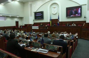 Киеврада выделила землю для строительства домов для участников боев на Востоке