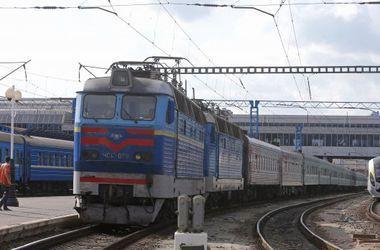 Беларусь отменила поезд в Крым
