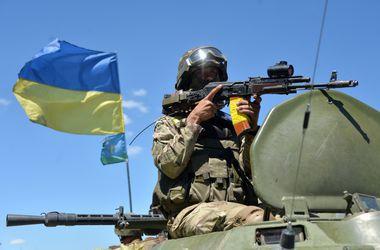 За сутки в зоне боевых действий ранены трое украинских военных