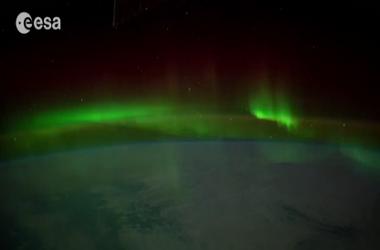 Астронавт показал, как выглядит Земля из космоса