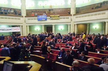 К 4-5 часам утра бюджет может быть принят - Геращенко