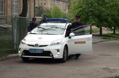 Под Киевом поймали незаконных добытчиков песка