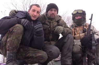 """""""Киборги"""" и другие воины поздравили украинцев с Новым годом"""