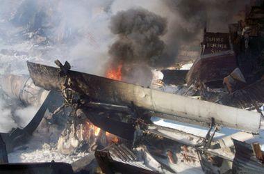 Найдены тела украинцев, погибших в авиакатастрофе в Конго