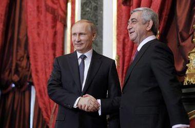 Армения официально вступила в Евразийский союз