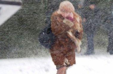 В Украину придет потепление, мокрый снег, дождь и гололед