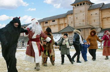 Что будет происходить под Киевом в Рождество и старый Новый год