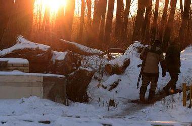 Семеро украинских бойцов попали в плен к боевикам