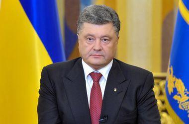 Петр Порошенко поздравил украинцев с Рождеством