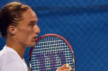 Долгополов проиграл во втором круге турнира в Брисбене