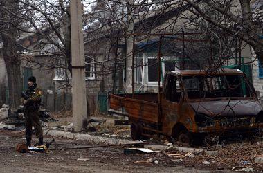 Украинские военные уничтожили двух боевиков 07.01.2015
