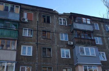 """Обстановка в Донецке: многочисленные разрушения и """"зенитки"""" боевиков"""