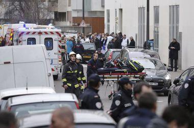 Погоня во Франции: подозреваемые в кровавом теракте пытались ограбить заправку