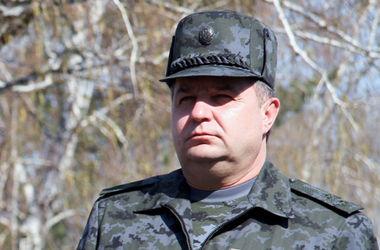 Министерство обороны ждут сокращения в ближайшие дни - Полторак
