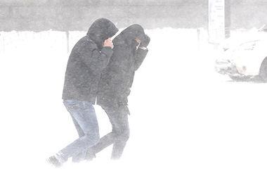 Синоптики объявили штормовое предупреждение по всей Украине