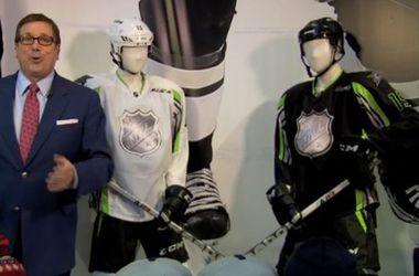 Представлена форма Матча всех звезд НХЛ, который не проводился уже два года