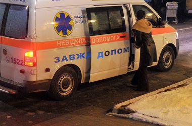 Во Львовской области в результате аварии погиб человек, еще 2 госпитализированы