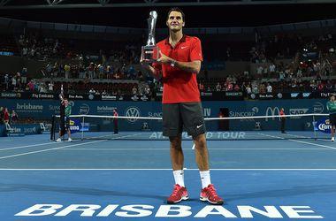 Роджер Федерер одержал 1000-ю победу в карьере и выиграл турнир в Австралии