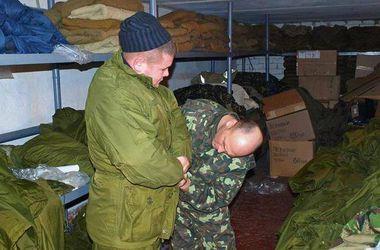 В Одессу из Канады прибыли 50 контейнеров для армии