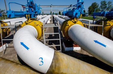 Газ в Украине на исходе