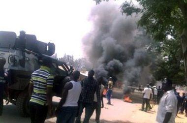На северо-востоке Нигерии прогремели два взрыва, погибли не менее трех человек
