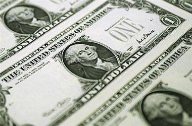 НБУ снизил курс доллара на копейку