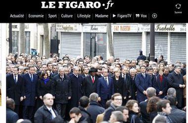 """ИноСМИ об Украине: Порошенко в Париже, новый транш от ЕС и скандал вокруг крушения """"Боинга"""""""