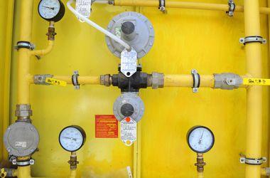 В подземных газовых хранилищах Украины осталось чуть больше 10,6 млрд куб. м газа