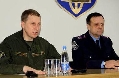 ГАИ Донецкой области возглавил полковник милиции Пожидаев
