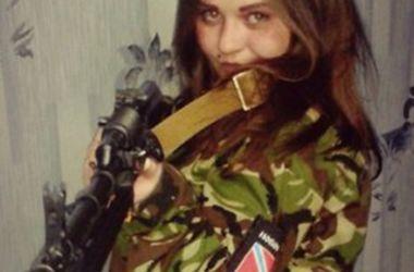 На Донбасі затримали 19-річну снайпершу
