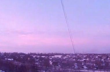 Частный сектор Донецка обстреляли из