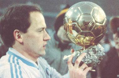 Легендарний футболіст