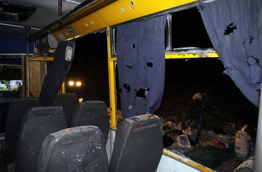 Расстрел под Волновахой: количество жертв возросло