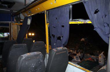 МИД Великобритании осудил обстрел автобуса под Волновахой