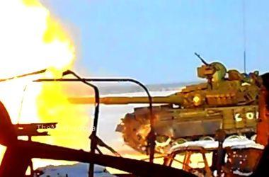 """Ад в Донецком аэропорту: """"киборгов"""" обстреливают из танков, но они не собираются покидать позиции"""