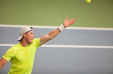 Украинец Марченко вышел в финал квалификации Australian Open