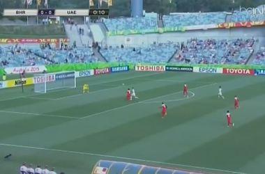 Футболист из ОАЭ забил самый быстрый гол в истории Кубка Азии
