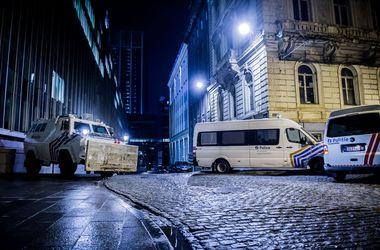 В полицейских учреждениях в Бельгии усилены меры безопасности