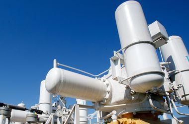 Украина за 2014 год резко увеличила импорт газа из ЕС